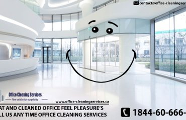 Office Cleaning in montreal