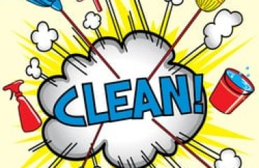 Keep up the Clean