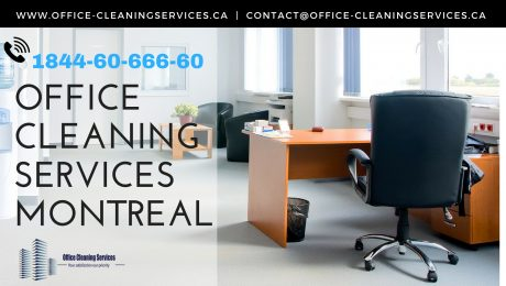 Professional Office Cleaning Services Montreal-Menage Total