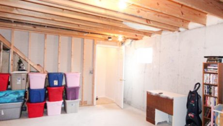 Basement Cleaning Services Montreal