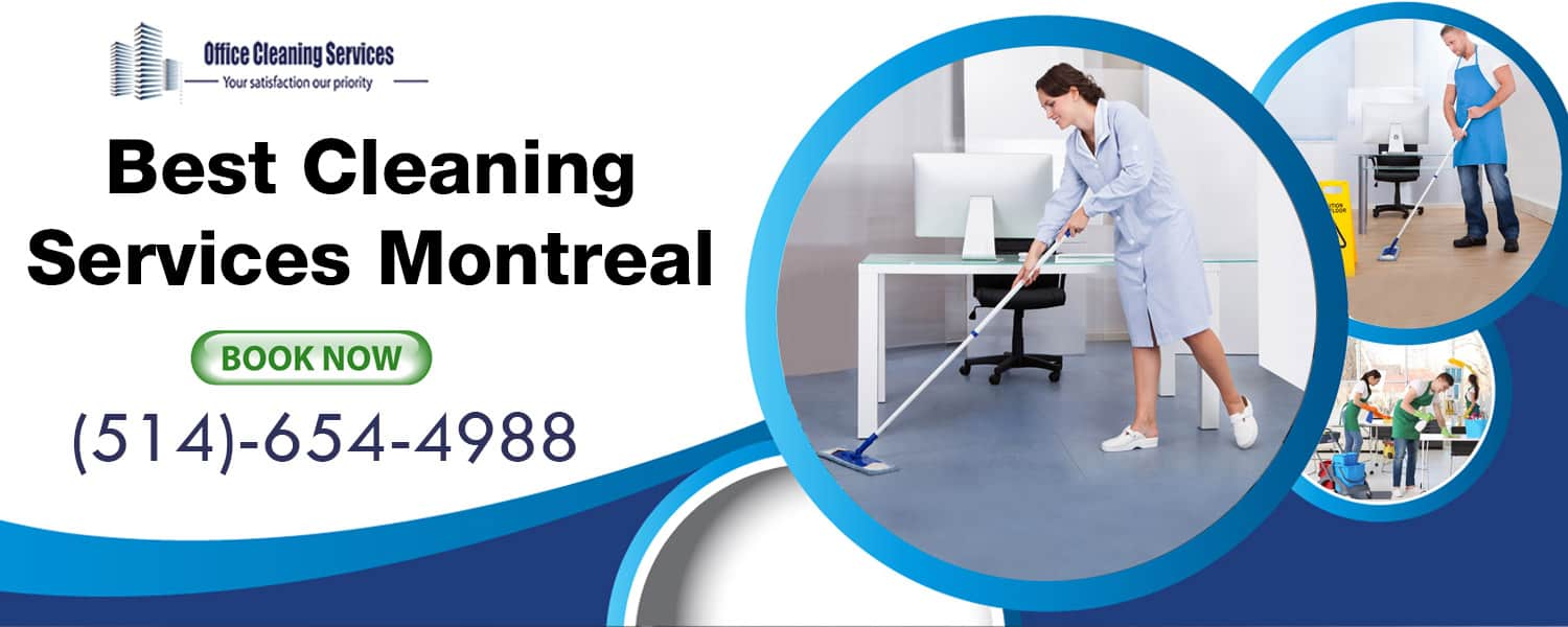 Cleaning Services Montreal - Professional Cleaning Services