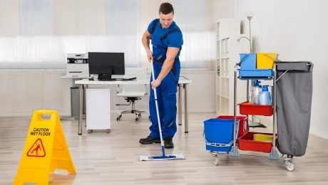 Regular Cleanup Services Montreal