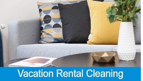 Vacation Rental Cleaning Services
