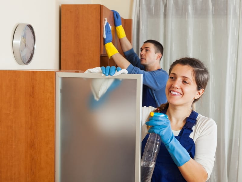 Apartment Cleaning Made Easier
