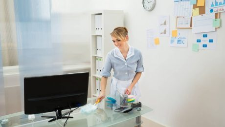 Office Maid Cleaning Laval